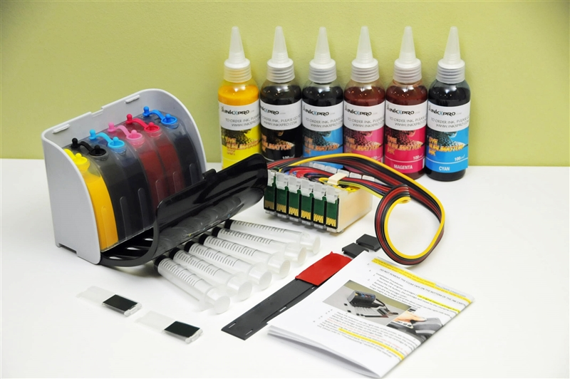 Learn about color printer ink